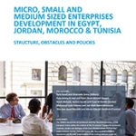 Micro, Small and Medium Sized Enterprises Development in Egypt, Jordan, Morocco & Tunisia: Structure, Obstacles and Policies