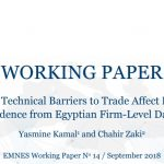 EMNES Working Paper accepted for publication by the Journal of Economic Integration