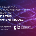"EMEA and EMNES, with UfM and GIZ, organize the webinar ""The Blue Transition Scenario 2050 for the Mediterranean: Towards TRIS Development Model"""