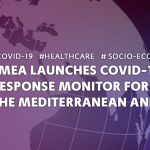 EMEA launches COVID-19 Policy Response Monitor for Europe, the Mediterranean and Africa