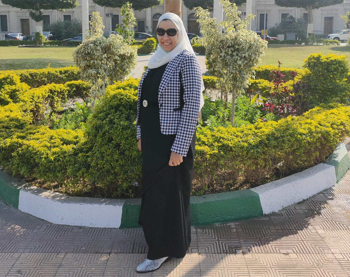 EMNES researcher Prof. Marwa Biltagy won the Award for Women in the field of social sciences in Egypt