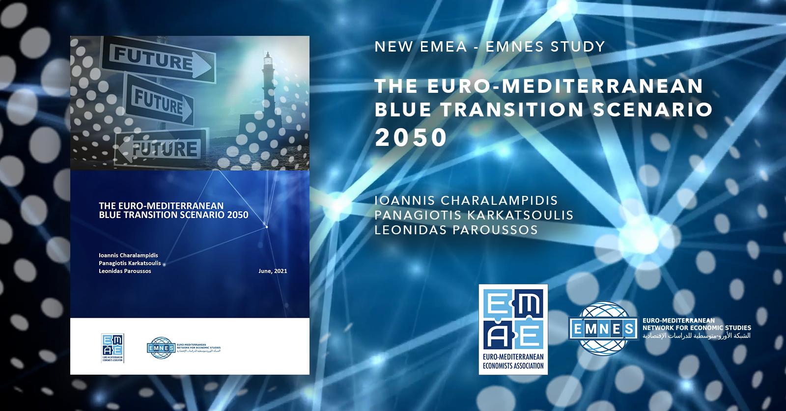 New EMEA – EMNES study: The Euro-Mediterranean Blue Transition Scenario 2050